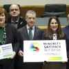 All parties in the Basque Parliament encourage citizens to sign an initiative for minority languages in Europe